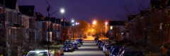 Street & Roadway Solar Lighting