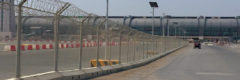 Perimeter & Security Solar Lighting
