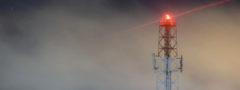 Torres de telecomunicaciones y transmisión